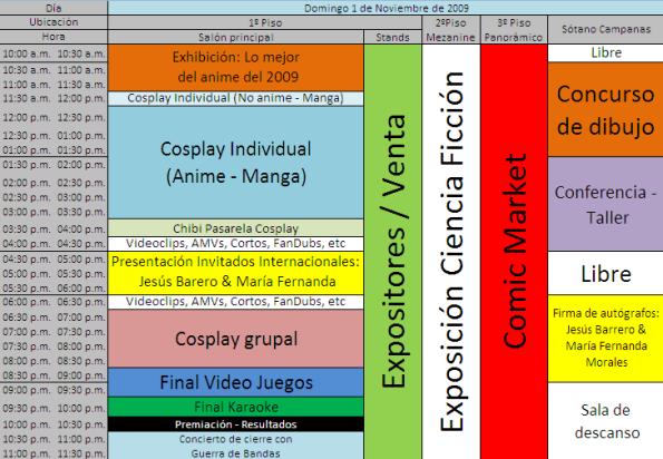otaku-fest-peru-2009-horario-domingo-1-noviembre
